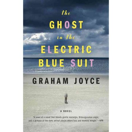The Ghost in the Electric Blue Suit by