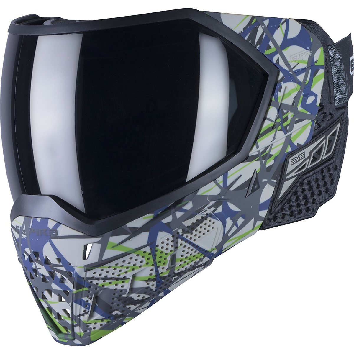 Empire EVS Thermal Paintball Mask Goggles - Thermal Ninja Lens - LE Thornz