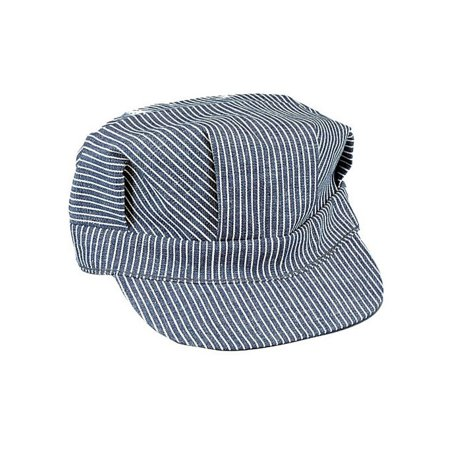 Rothco Hickory Stripe Engineer Cap - - Engineer Caps