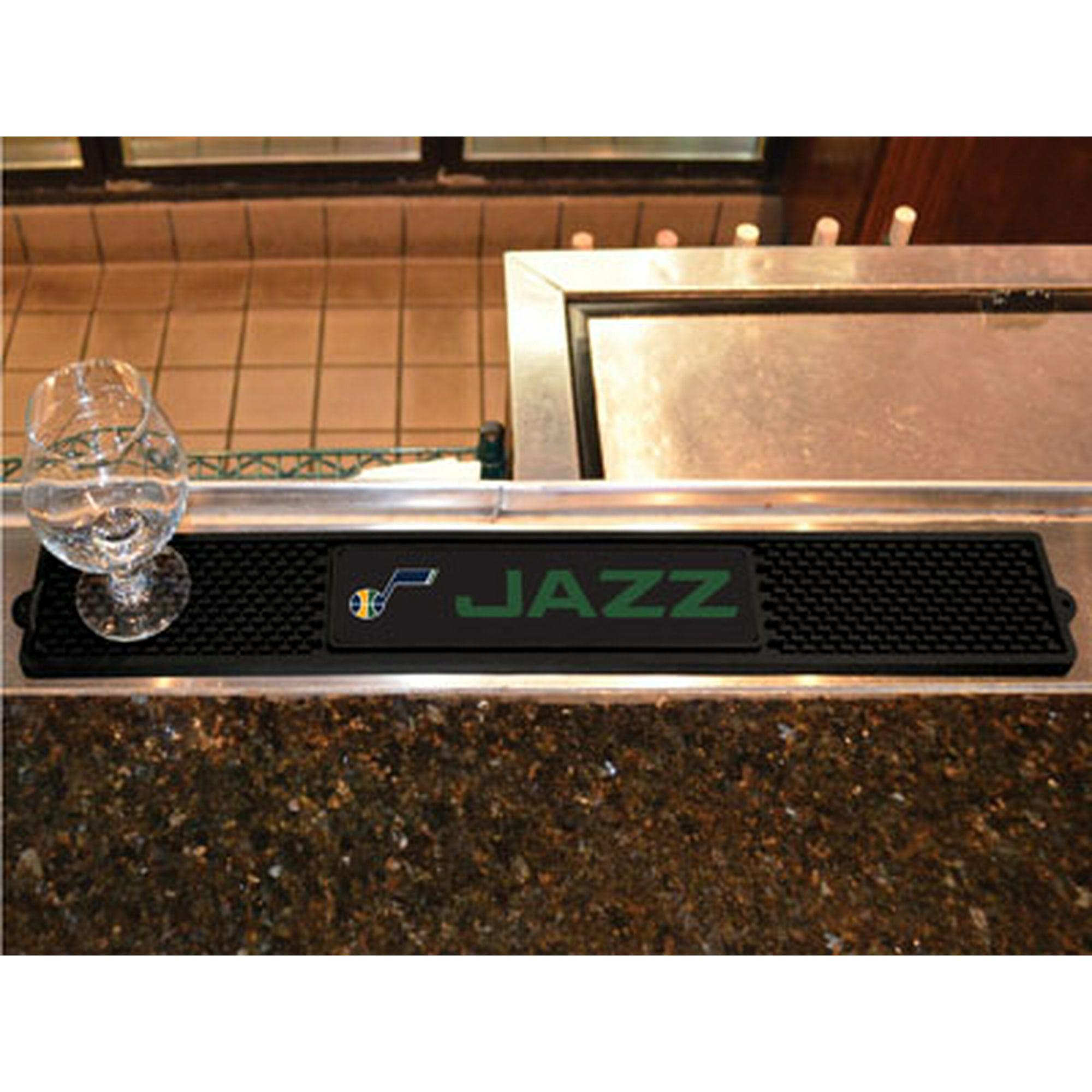 check out 32e6c 840c9 NBA - Utah Jazz Drink Mat 3.25