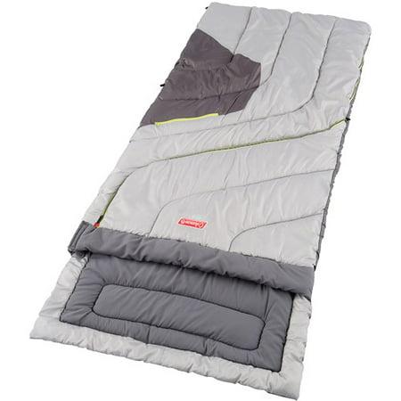 Coleman Adjustable Comfort 30  To 70 Degree Adult Sleeping Bag