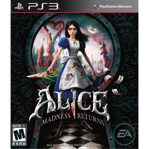 Alice: Madness Returns (PS3)