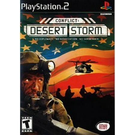 Conflict Desert Storm - PS2 Playstation 2 (Refurbished)