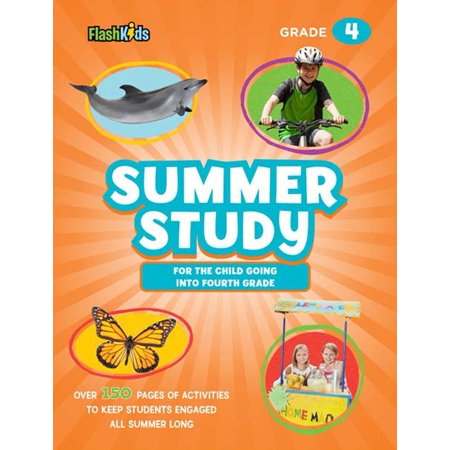 Summer Study: For the Child Going Into Fourth Grade - Summer Crafts For Kids
