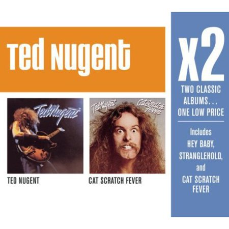 X2: Ted Nugent / Cat Scratch Fever