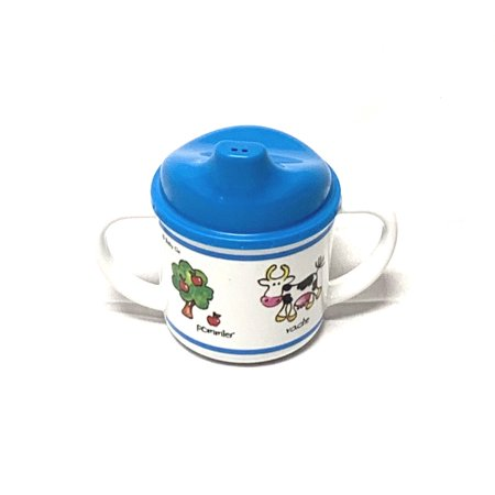 Baby Cie Farm Animal in French Sippy Cup