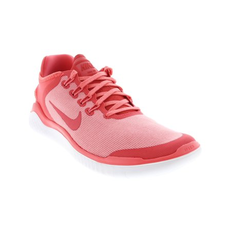0ce2d46584e57 ... Running Shoes. Nike Women s Free Rn 2018 Sun Sea Coral   Tropical Pink  Ankle-High - 9M ...