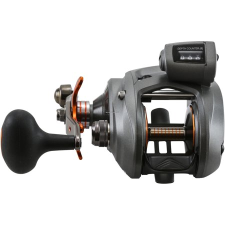 Okuma Coldwater 350 Low Profile Linecounter Reel, 5.4:1, 3Bb+1Rb, 290/14 (0.37), 220/20 (0.42), 130/30 (0.55) Cw-454Dlx