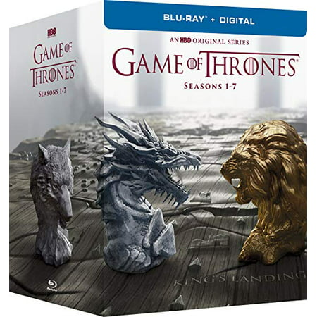 Game of Thrones: The Complete Seasons 1-7 Box Set (Blu-ray + Digital)](teach yourself to sew season 1)