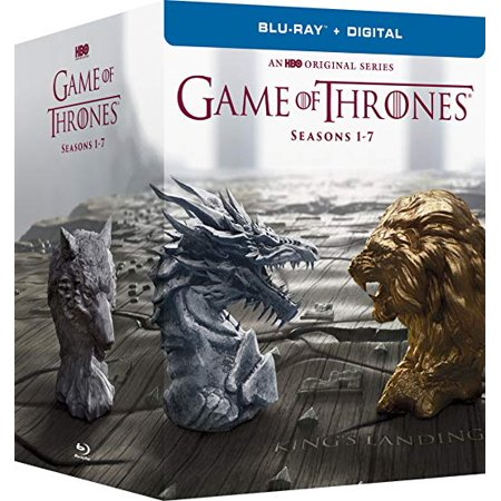 Game of Thrones: The Complete Seasons 1-7 Box Set (Blu-ray +