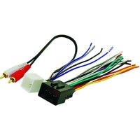 Scosche FDK13B- 2000-Up Select Ford Lincoln Mercury Amplifier Sound Radio Replacement Harness