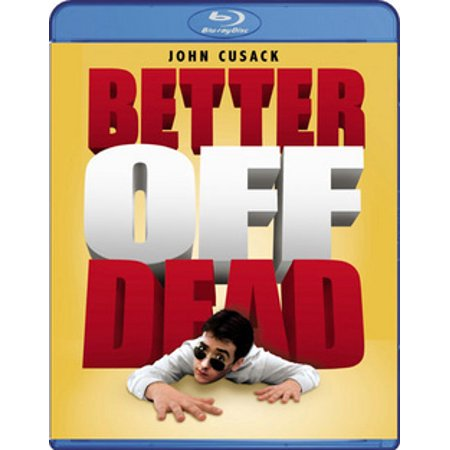 Better Off Dead (Blu-ray) - Halloween Movie With Bette Midler
