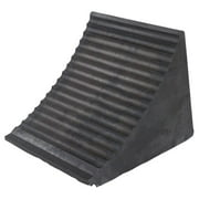 """Guardian Industrial Products Heavy Duty 1200-Ton 41"""" Wheel Chock for Fire Trucks and Hauler Trucks"""