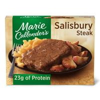Marie Callenders Frozen Dinner Salisbury Steak 14 Ounce
