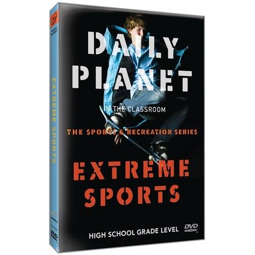 Daily Planet: Extreme Sports by