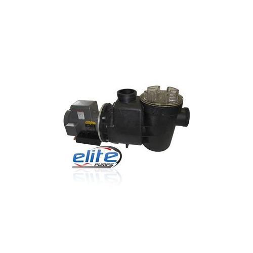 Elite Pumps 16500PPB44 Primer Pro 3 Baldor Series 16500 GPH Self-Priming External Pond Pump