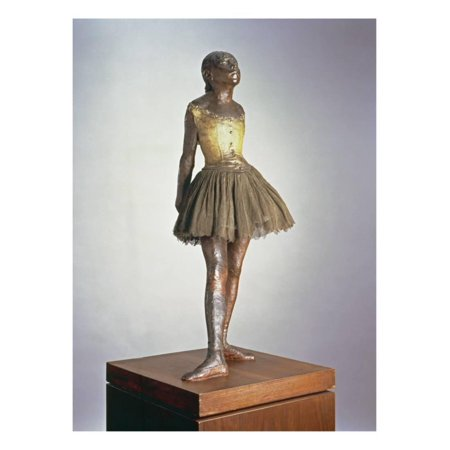 Degas Little Dancer - The Little Dancer Print Wall Art By Edgar Degas