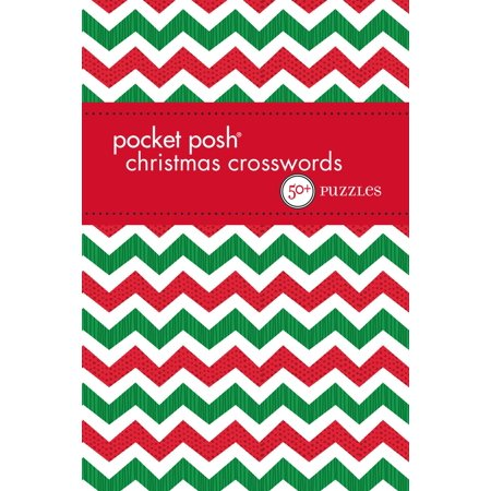 Pocket Posh Christmas Crosswords 7 : 50+