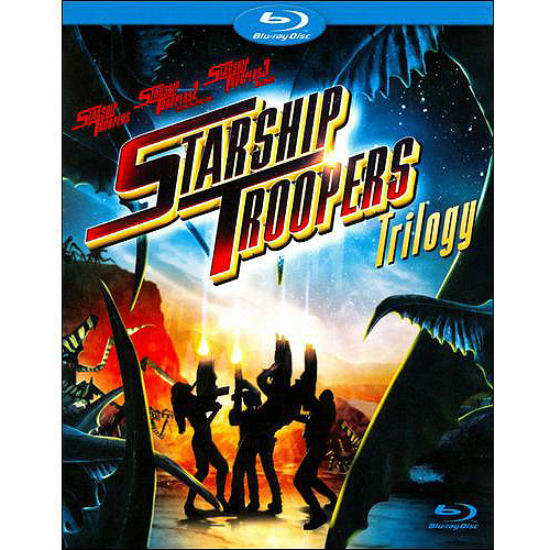 Starship Troopers / Starship Troopers 2: Hero Of The Federation / Starship Troopers 3: Marauder (Blu-ray) (Widescreen)