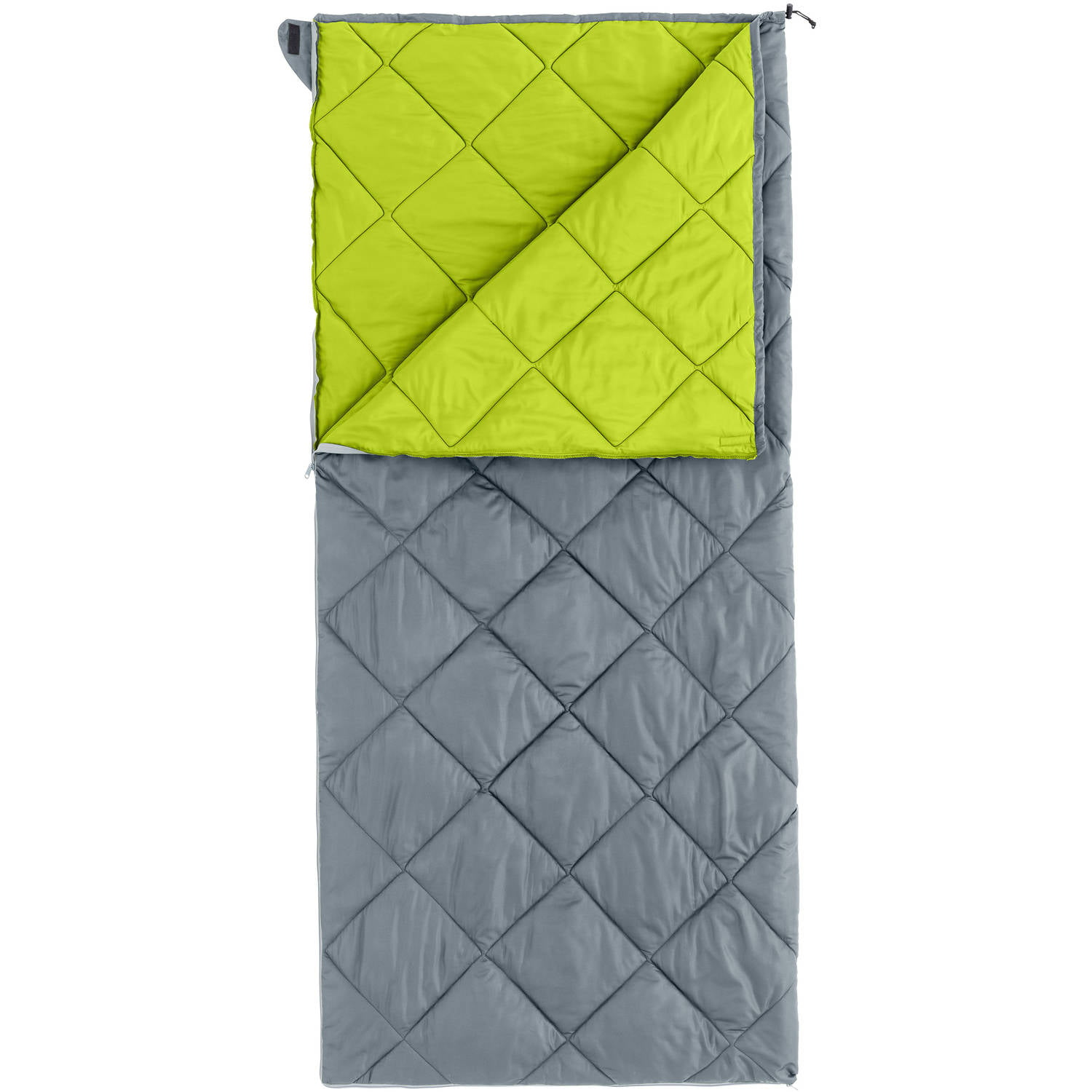 Ozark Trail Deluxe 30-Degree Cold Weather Sleeping Bag, Grey by EUSEBIO SPORTING CO.,LTD