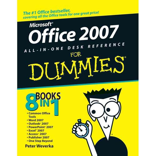 Office 2007 All-in-one Desk Reference for Dummies