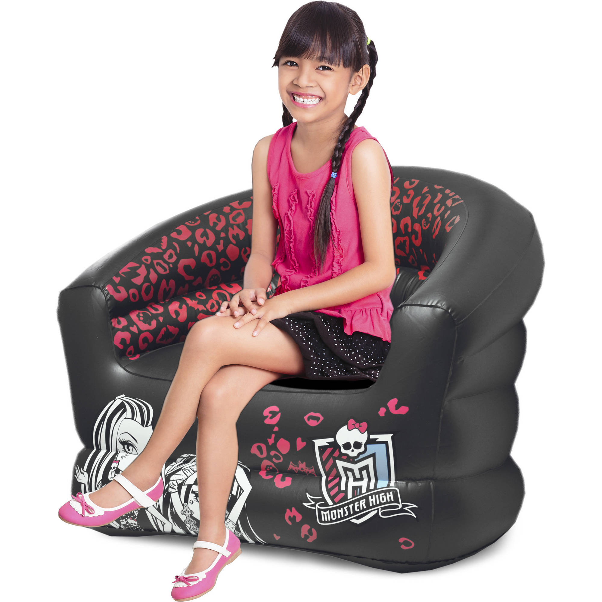 Monster High Oversized Inflatable Chair