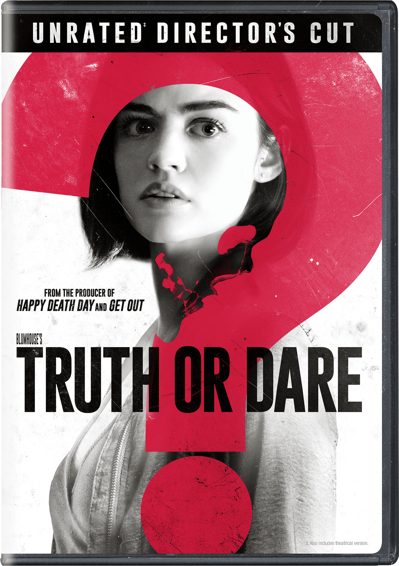 Blumhouse's Truth Or Dare (Unrated Director's Cut) (DVD) by Universal