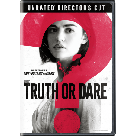Blumhouse's Truth Or Dare (Unrated Director's Cut) (DVD) for $<!---->
