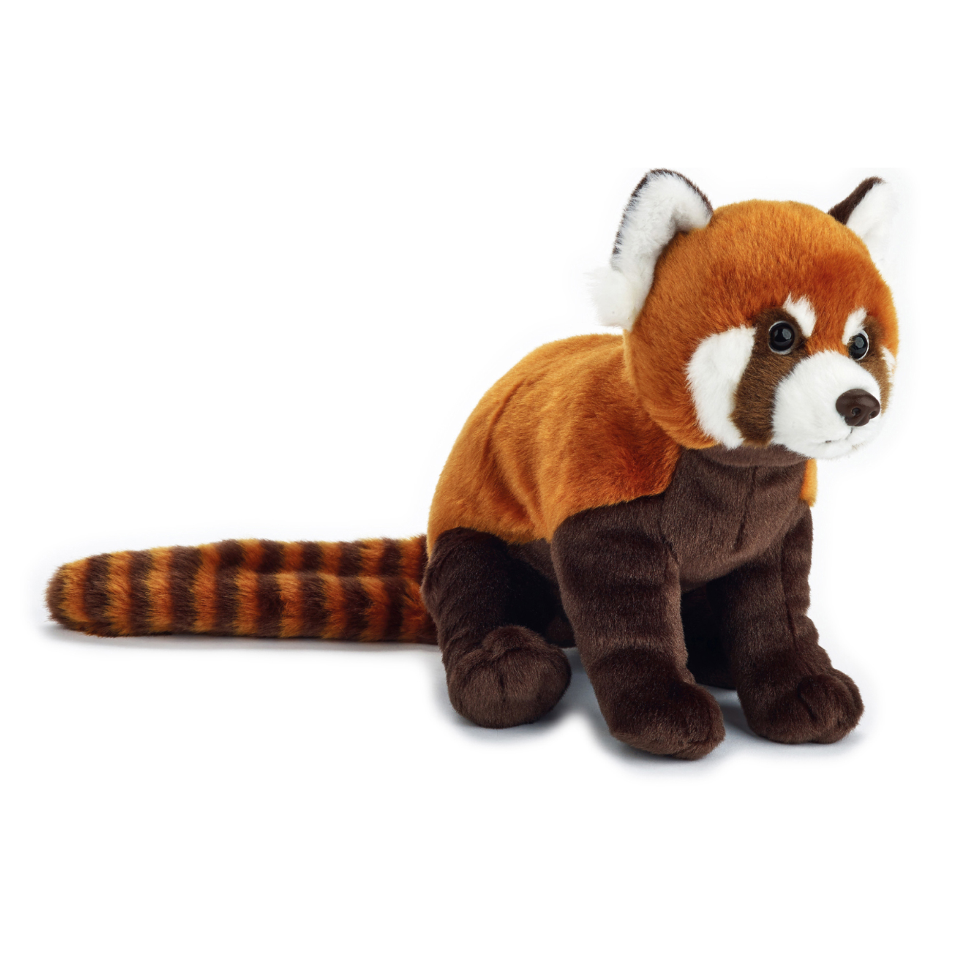 Lelly National Geographic Basic Plush, Red Panda by Venturelli - National Geographic
