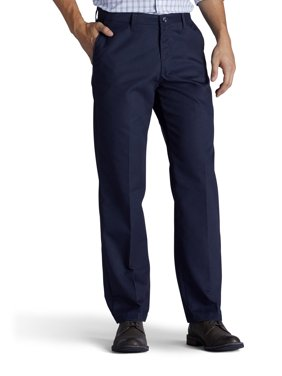 e6ef53691c6818 Product Image Lee Men's Total Freedom Flat Front Pant