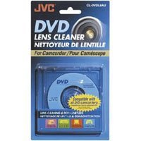 JVC Mini DVD Lens Cleaner (CLDVDL8AU)
