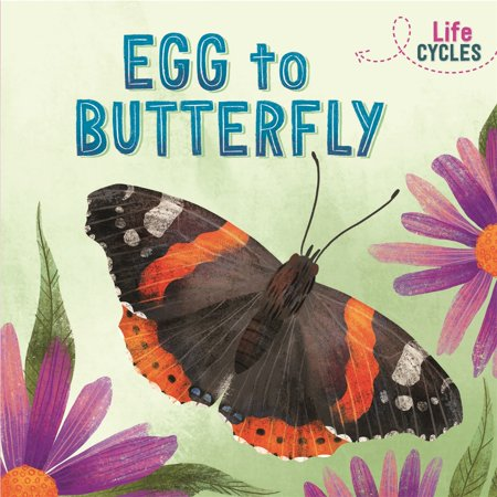 Life Cycles: Egg to Butterfly ()