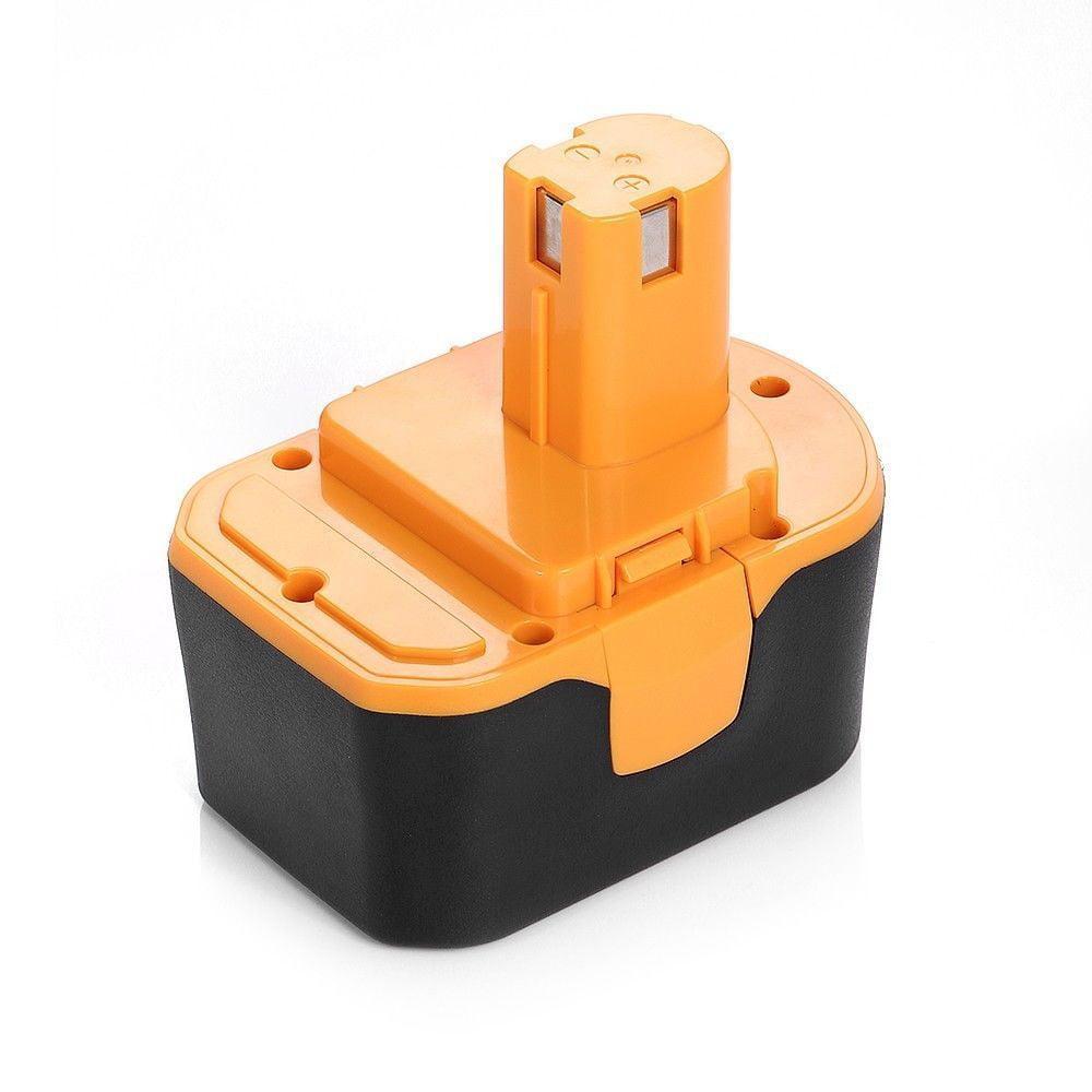 5pack 2000mAh 14.4V BATTERY for RYOBI 130224011, 13022401...