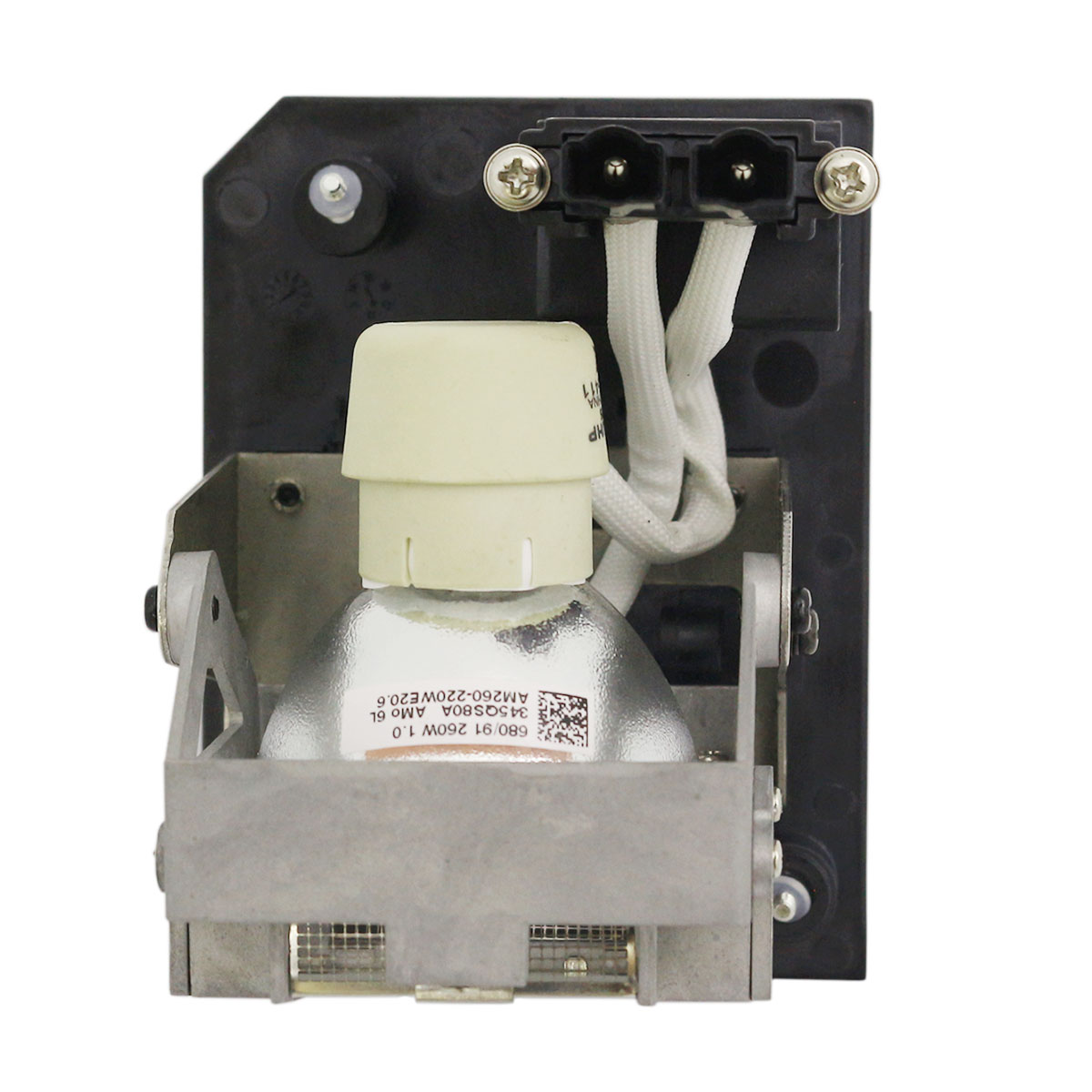Lutema Economy for Sanyo POA-LMP117 Projector Lamp with Housing - image 4 de 5