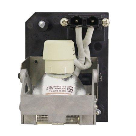 Lutema Platinum Bulb for NEC NP4000-07ZL Projector Lamp with Housing (Original Philips Inside) - image 4 de 5