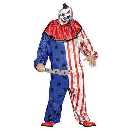 Evil Clown - Plus (Evil Clown Make Up)