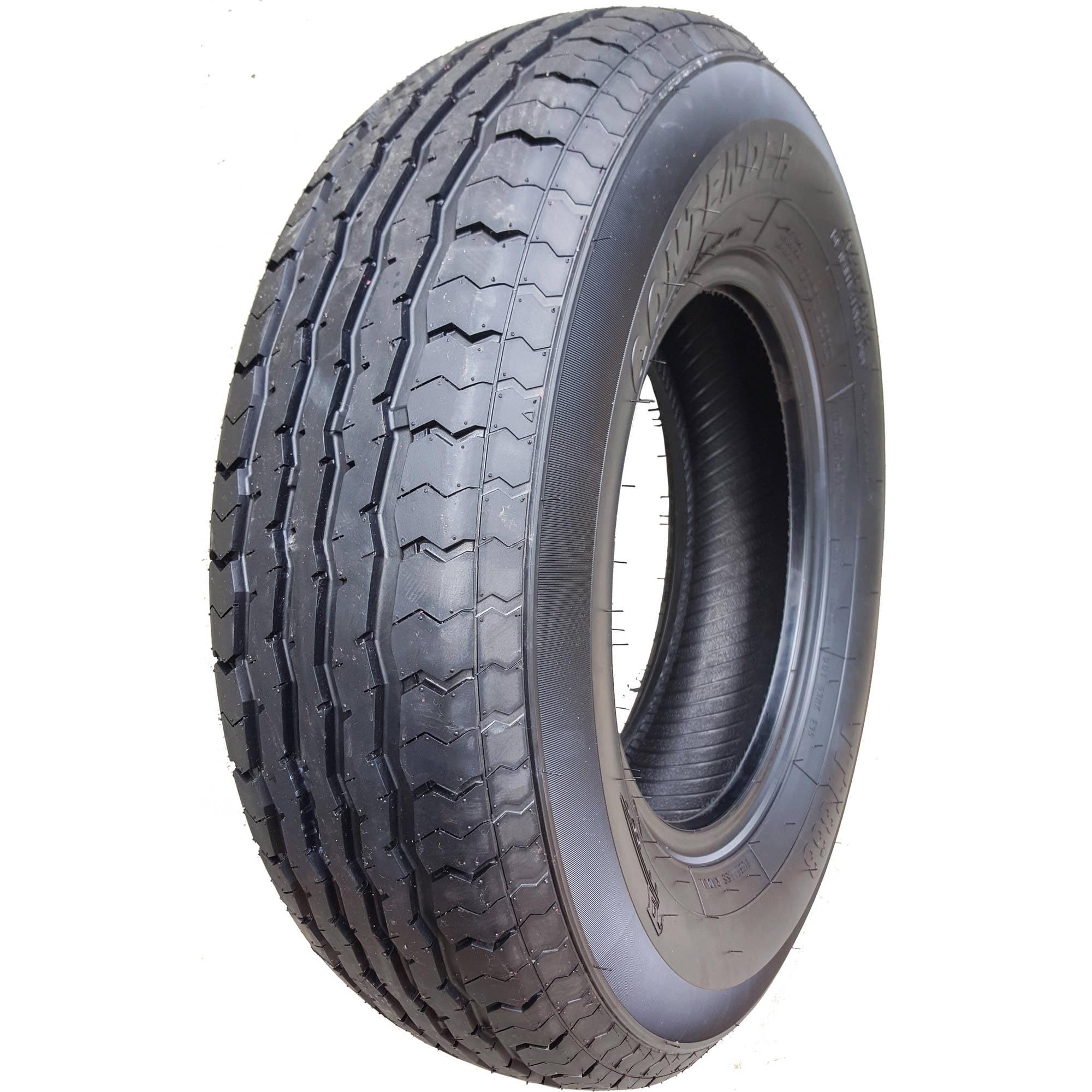 ST225/75R15, Load Range E, Trailer Tire