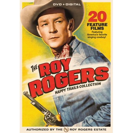Roy Rogers: The Happy Trails Collection (DVD)