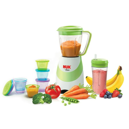 Baby Food Processor (NUK Oster Blender | Smoothie & Baby Food Maker)