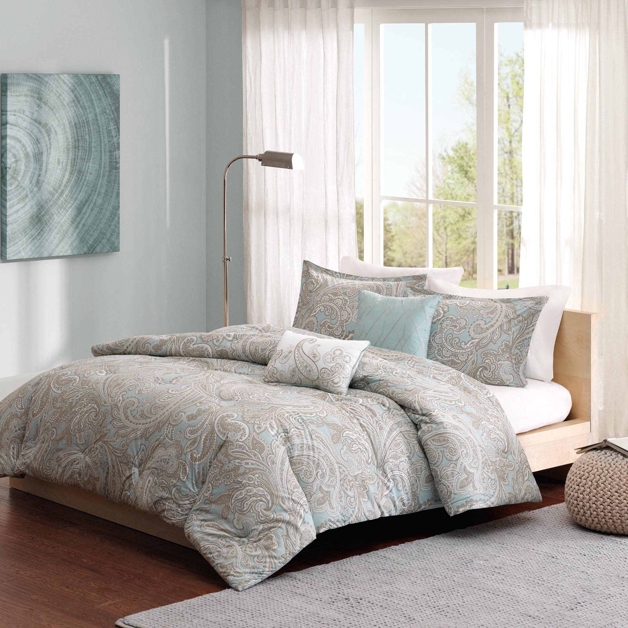 Home Essence Dierdre 5 Piece Cotton Comforter Set