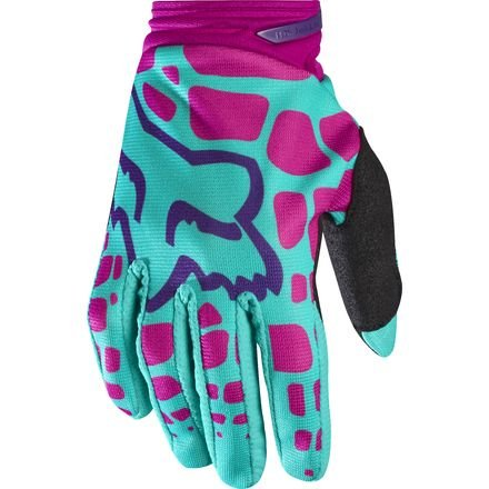 - Fox Racing 2017 Dirtpaw Youth Girls MotoX Motorcycle Gloves - Black/Pink