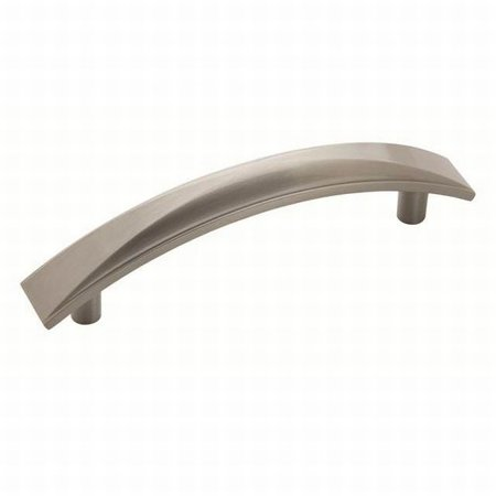 Extensity 3-3/4 in (96 mm) Center-to-Center Satin Nickel Cabinet Pull