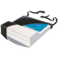 """Anti-Thrust Foam Cushion - Item #757112 - Soft Base, 20""""W x 16""""D - 1 Each / Each"""