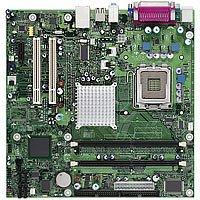 915g Chipset - Intel P4/CelD(LGA775)i915GV 800MHz DDR UDMA100 SATA L A/V mATX BLKD915GVWB