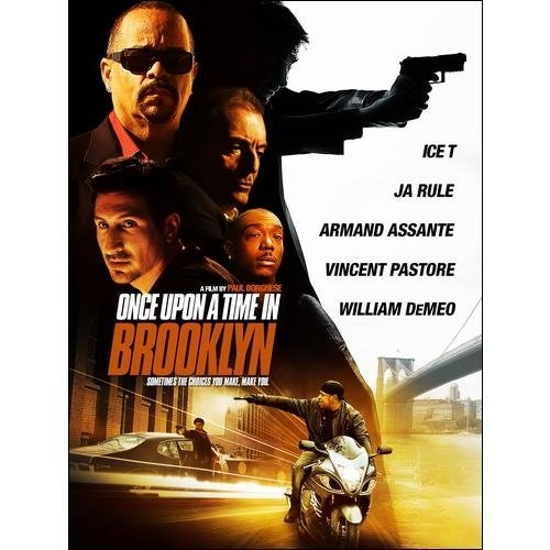 Once Upon A Time In Brooklyn (With INSTAWATCH) (Widescreen)