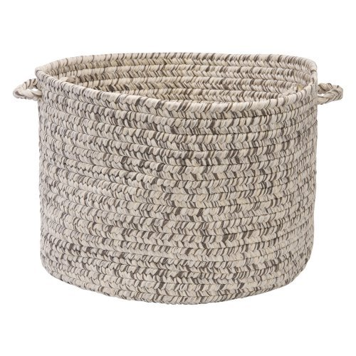 Colonial Mills Corsica Storage Basket - 18 diam. x 12 in.