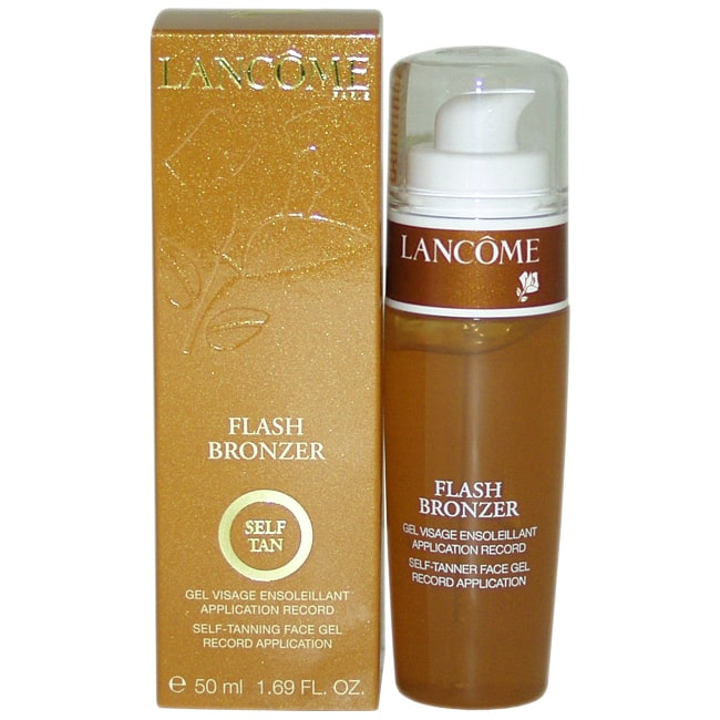lancome flash bronzer face