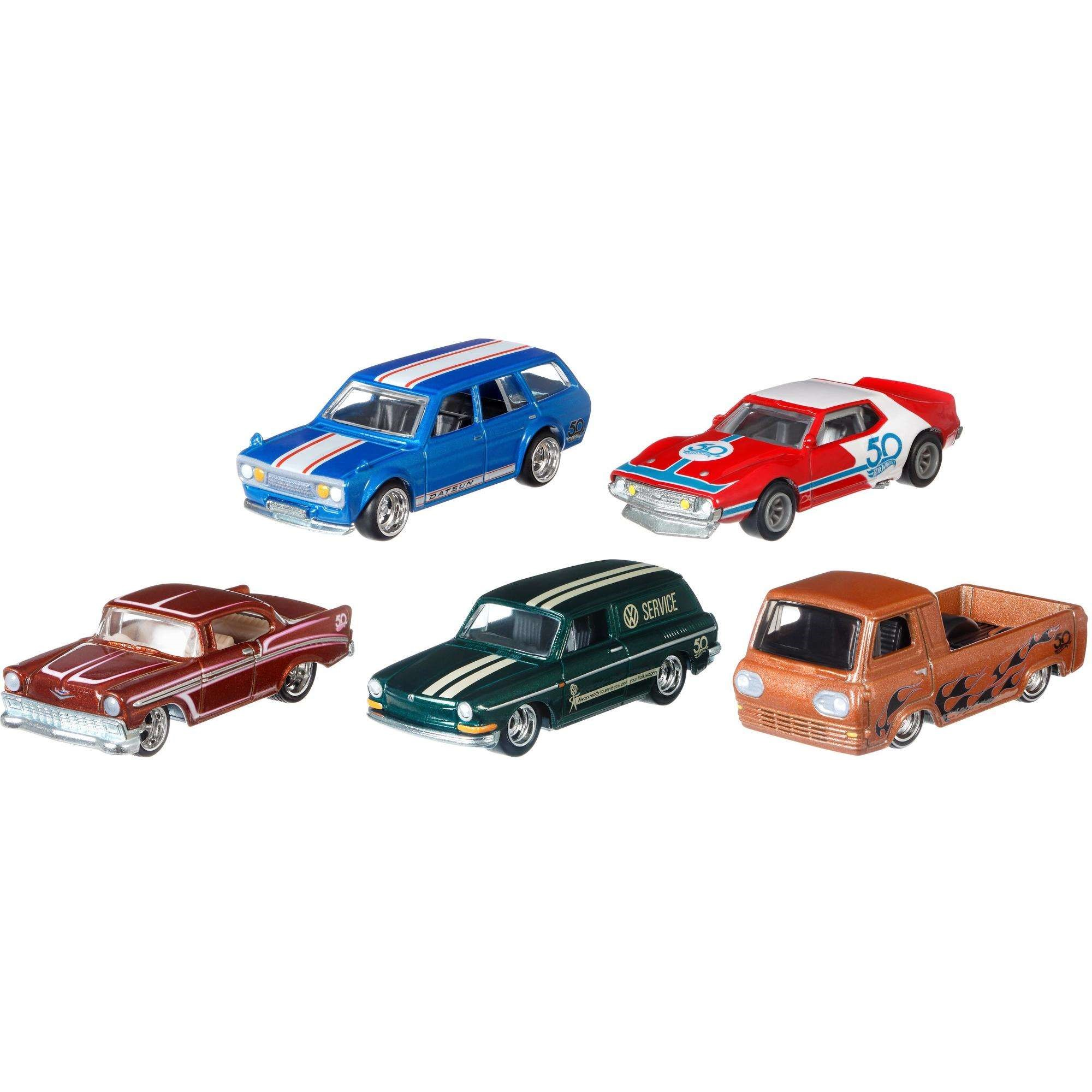 Hot Wheels Premium Collector Favorites Assortment Parent