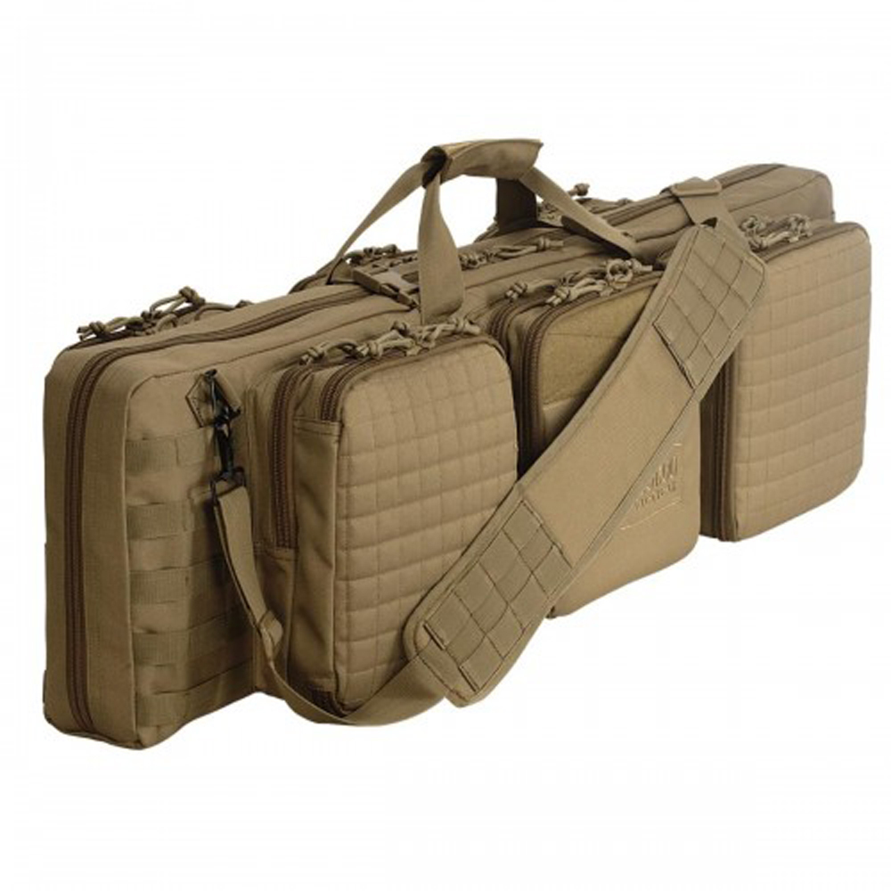 """Voodoo Tactical The Beast 42"""" Deluxe Double Sided Padded Weapons Case (Coyote)"""