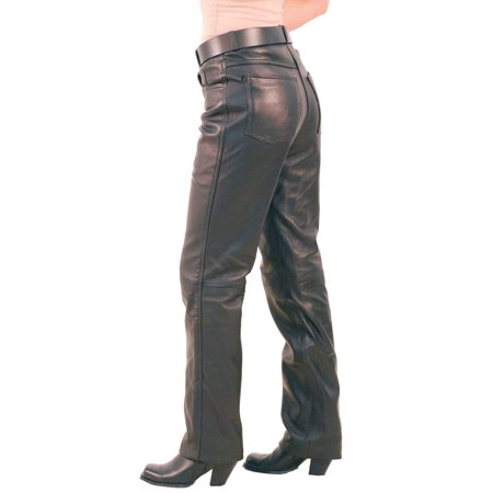 Lambskin Leather Pants for Women #LP591L